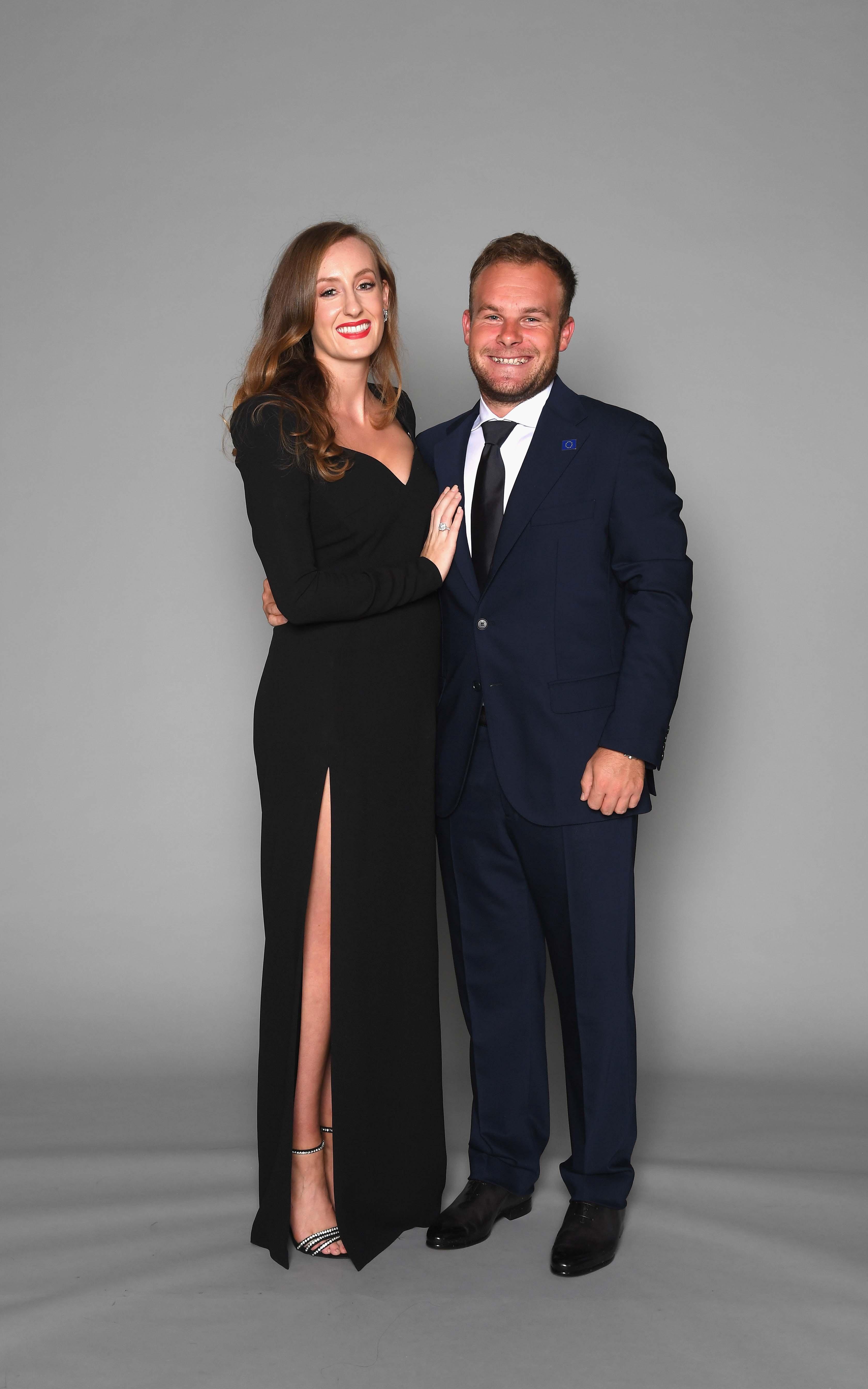 Tyrrell Hatton and girlfriend Emily Braisher