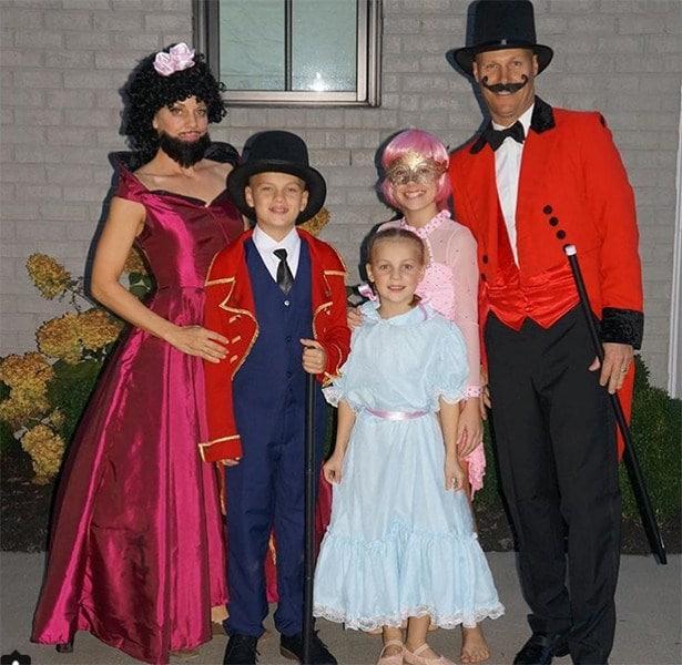 Ben Crane and family