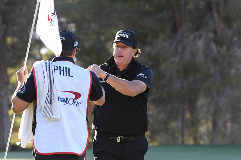 The Match: Tiger vs. Phil
