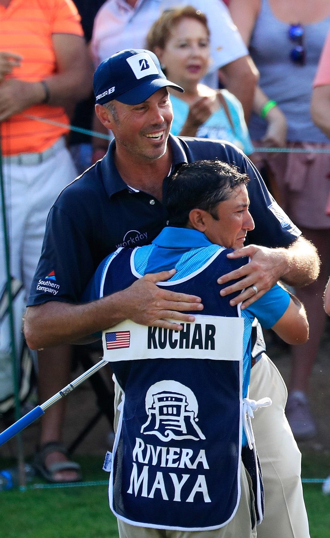 David Ortiz and Matt Kuchar