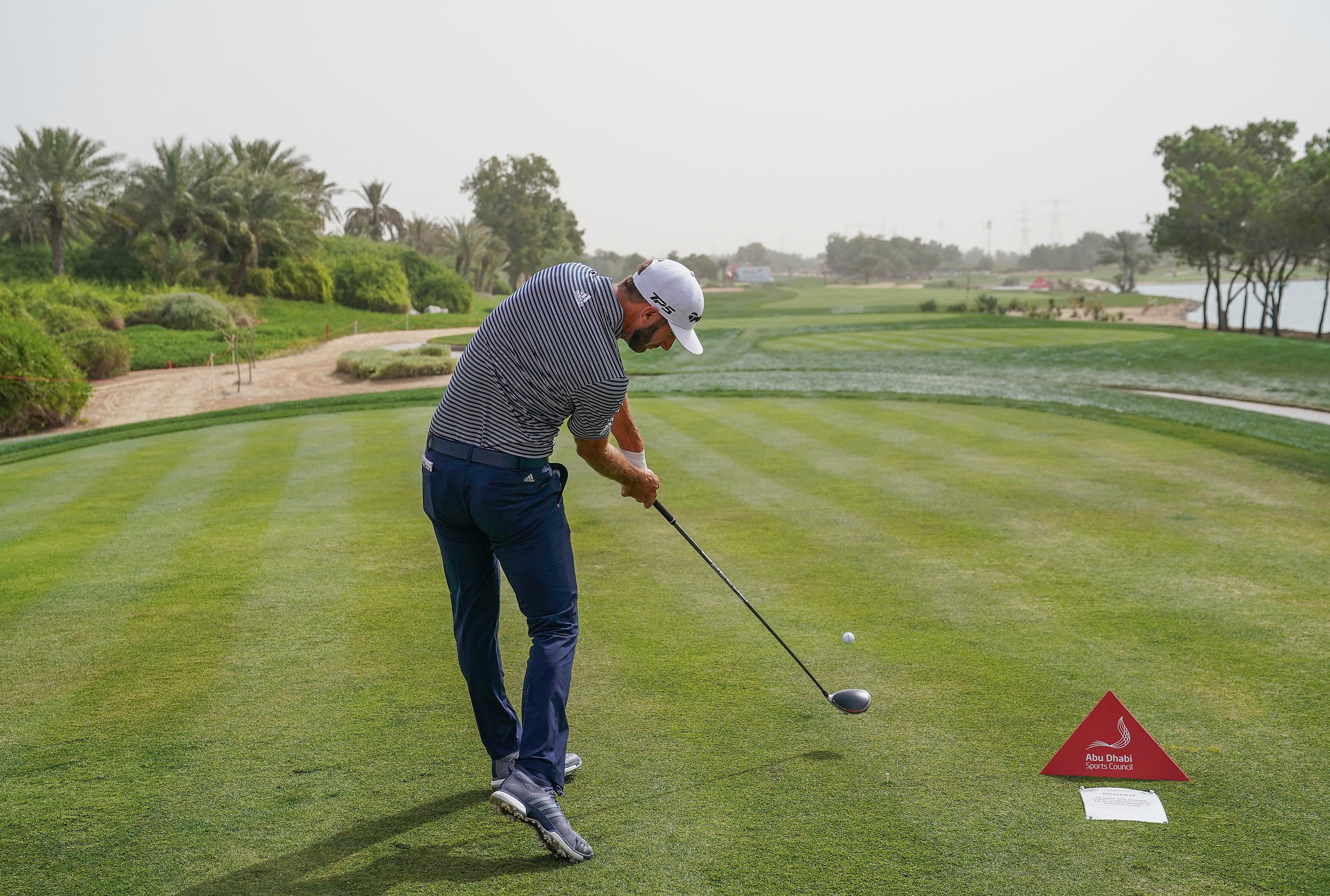 Dustin Johnson swing sequence, introduction