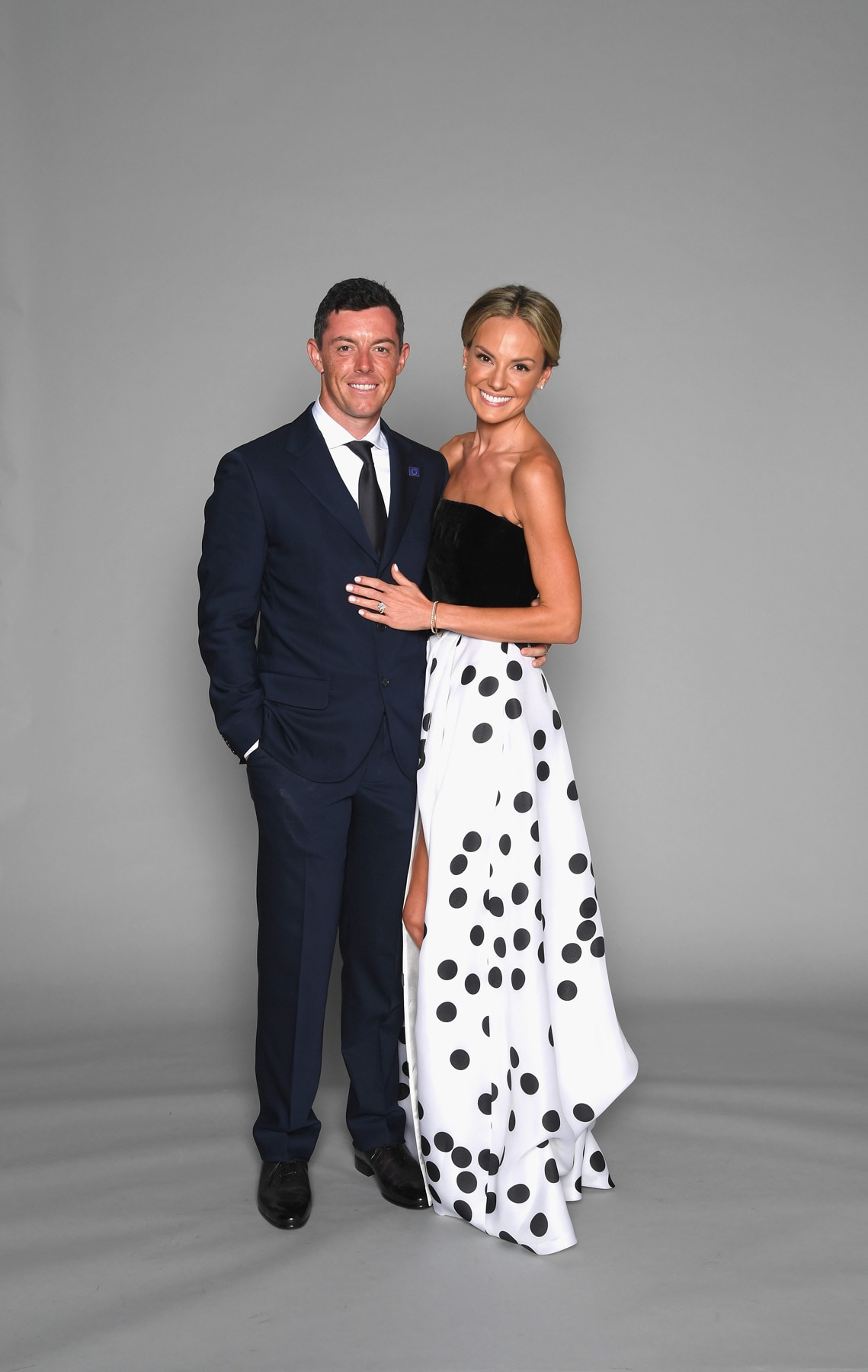 Rory and Erica McIlroy