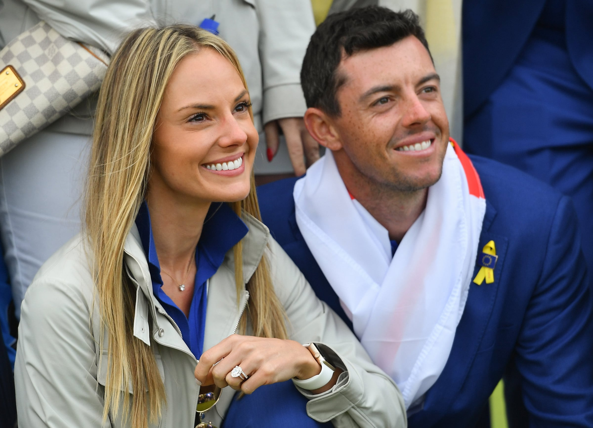 Erica and Rory McIlroy