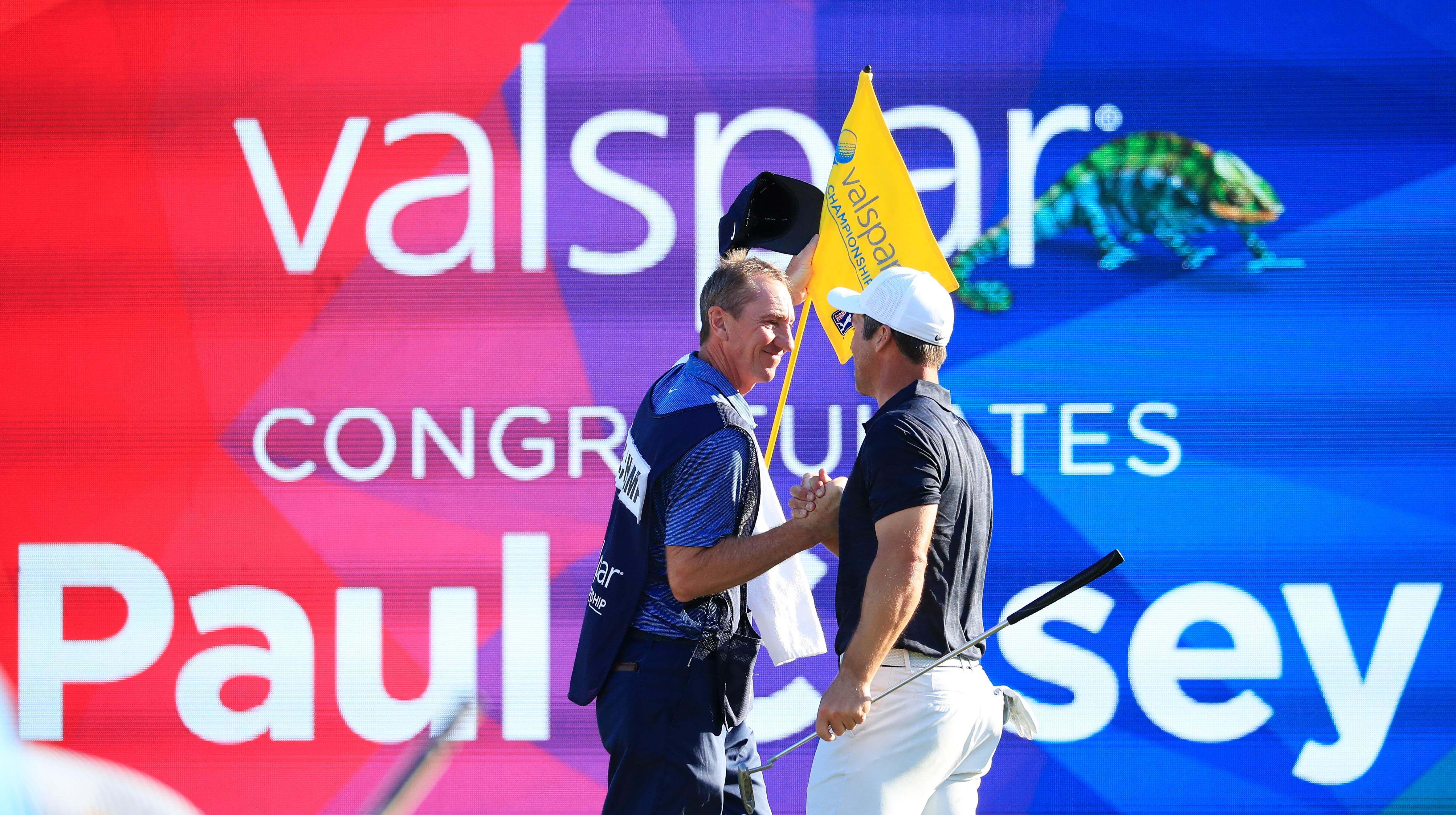 Valspar Championship: Paul Casey