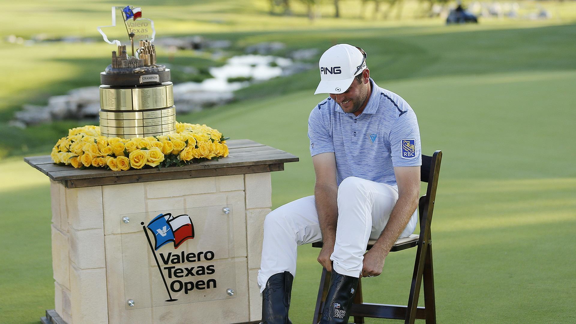 Valero Texas Open: Corey Conners