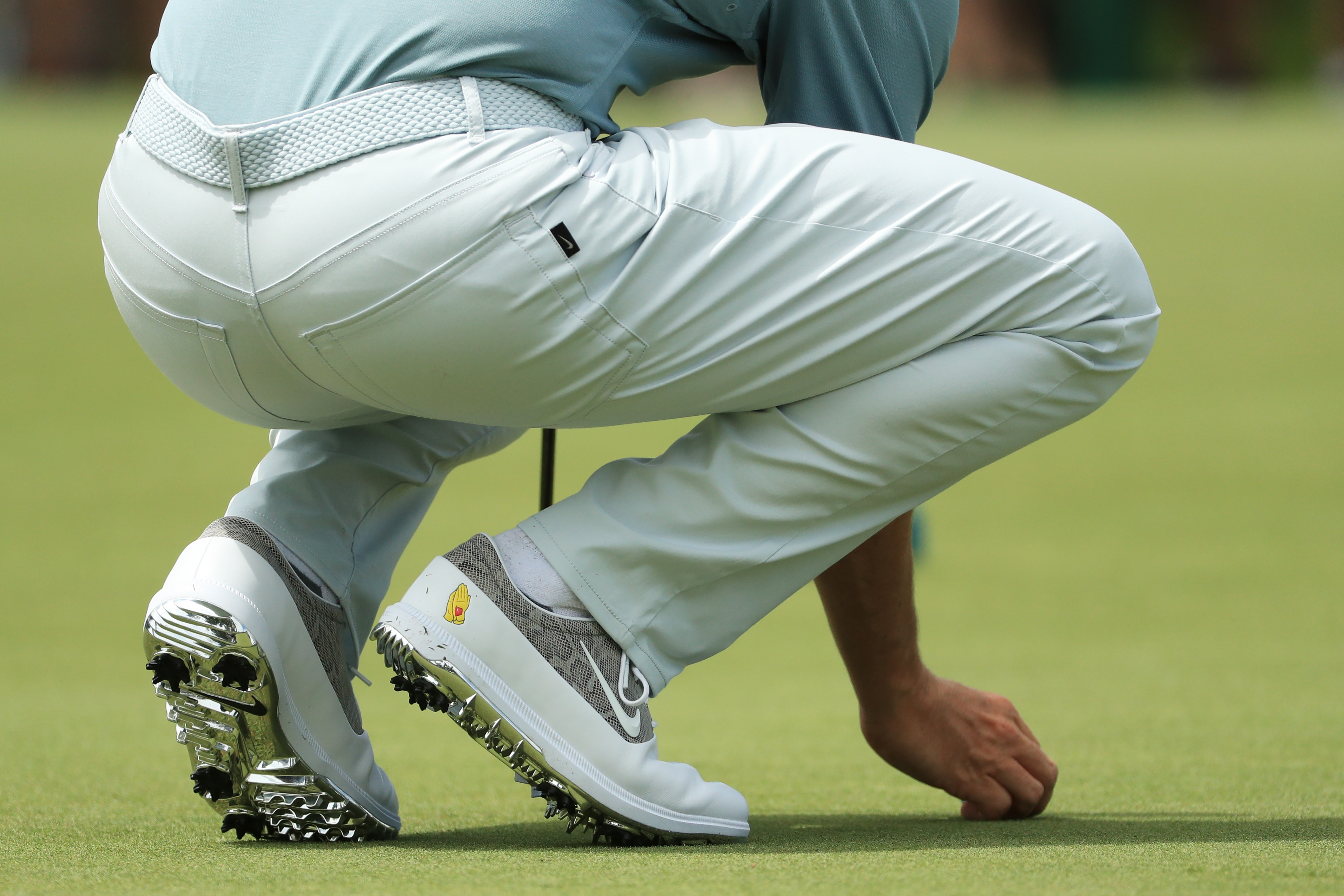 Rory McIlroy's shoes