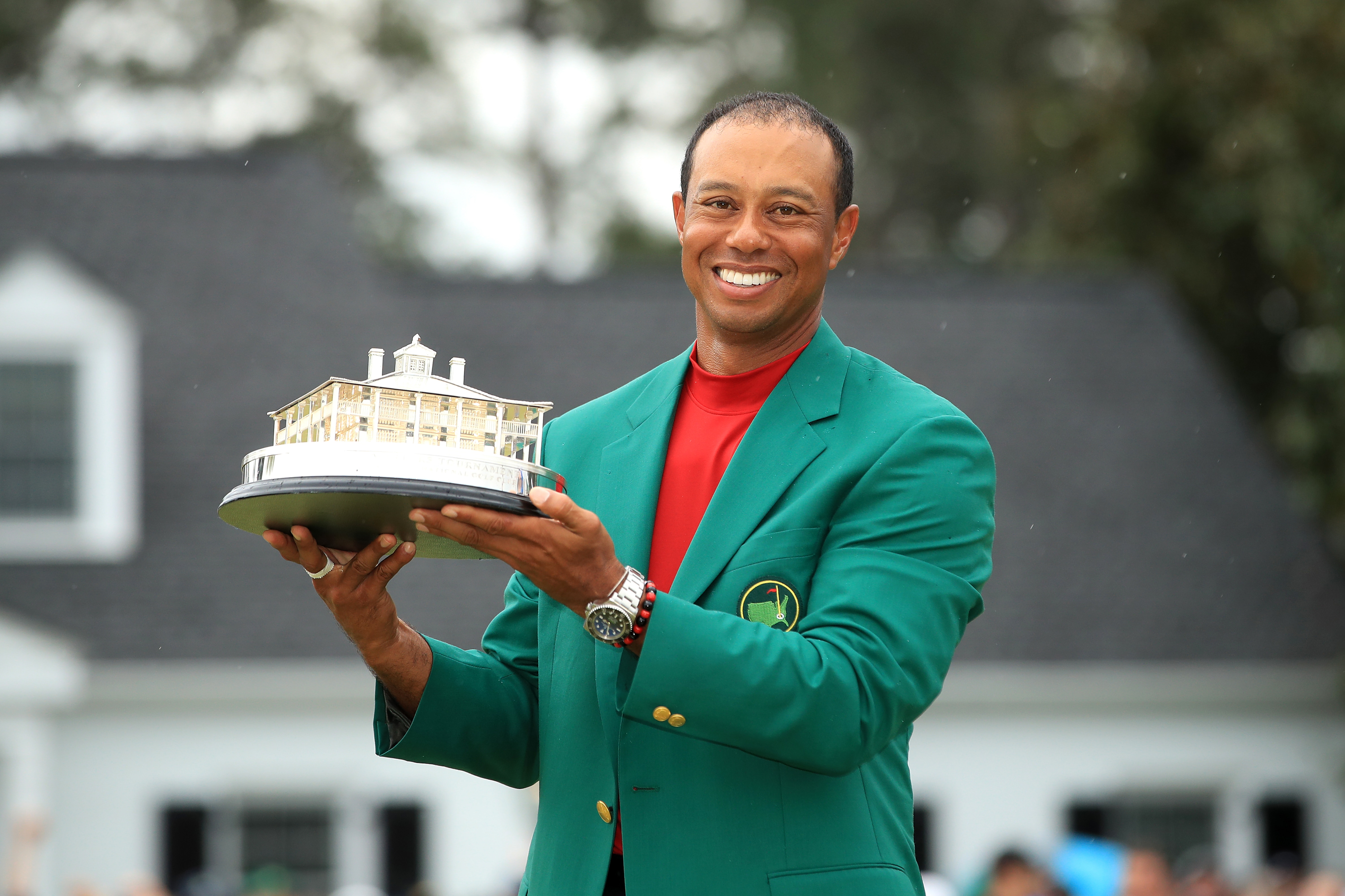 83rd Masters Tournament: Tiger Woods