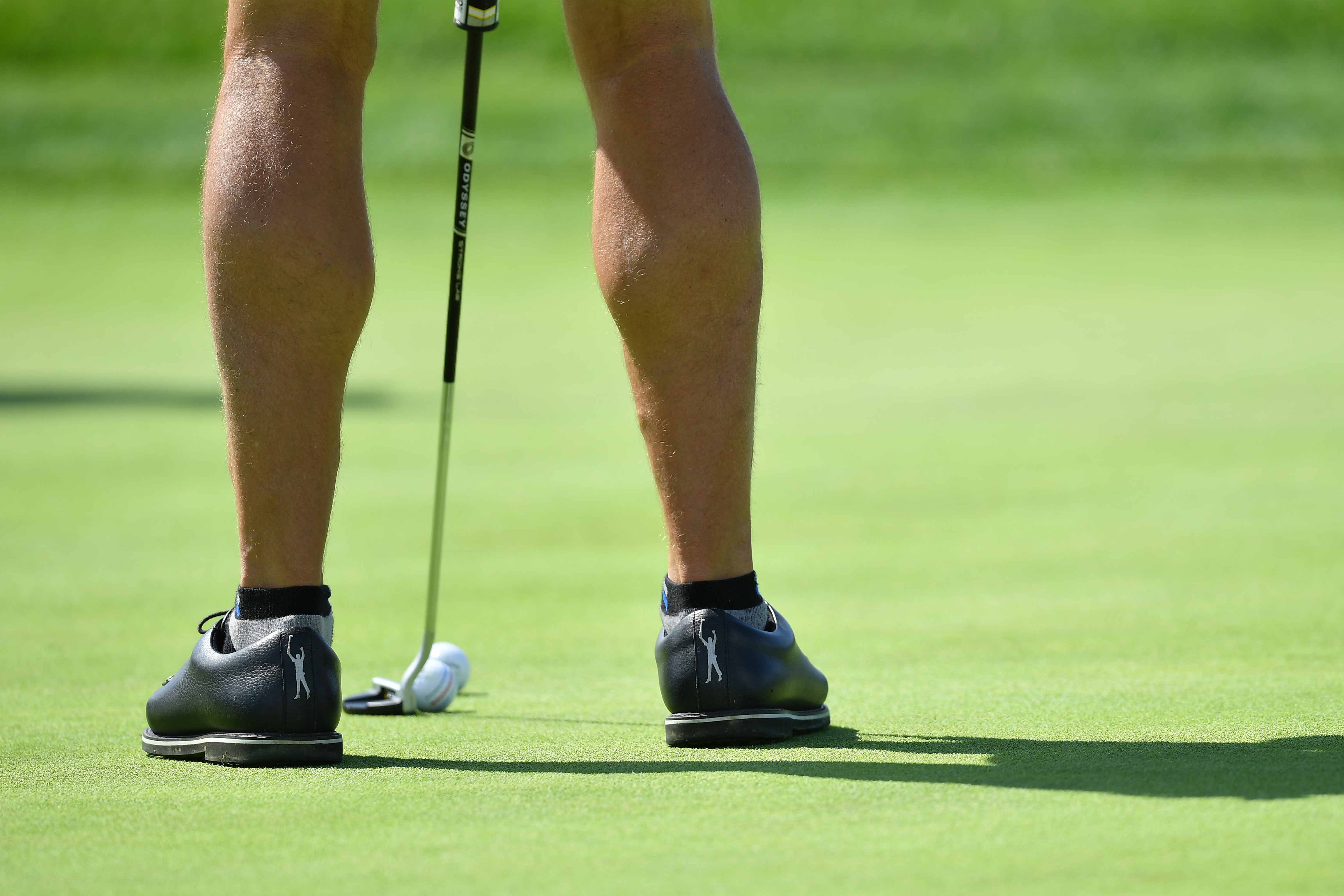 Phil Mickelson's calves