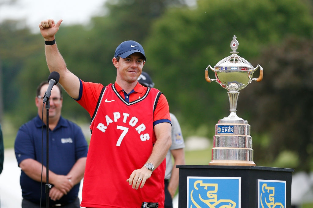 RBC Canadian Open: Rory McIlroy