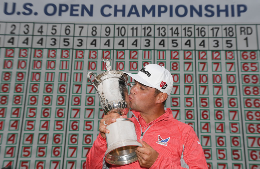 119th U.S. Open: Gary Woodland