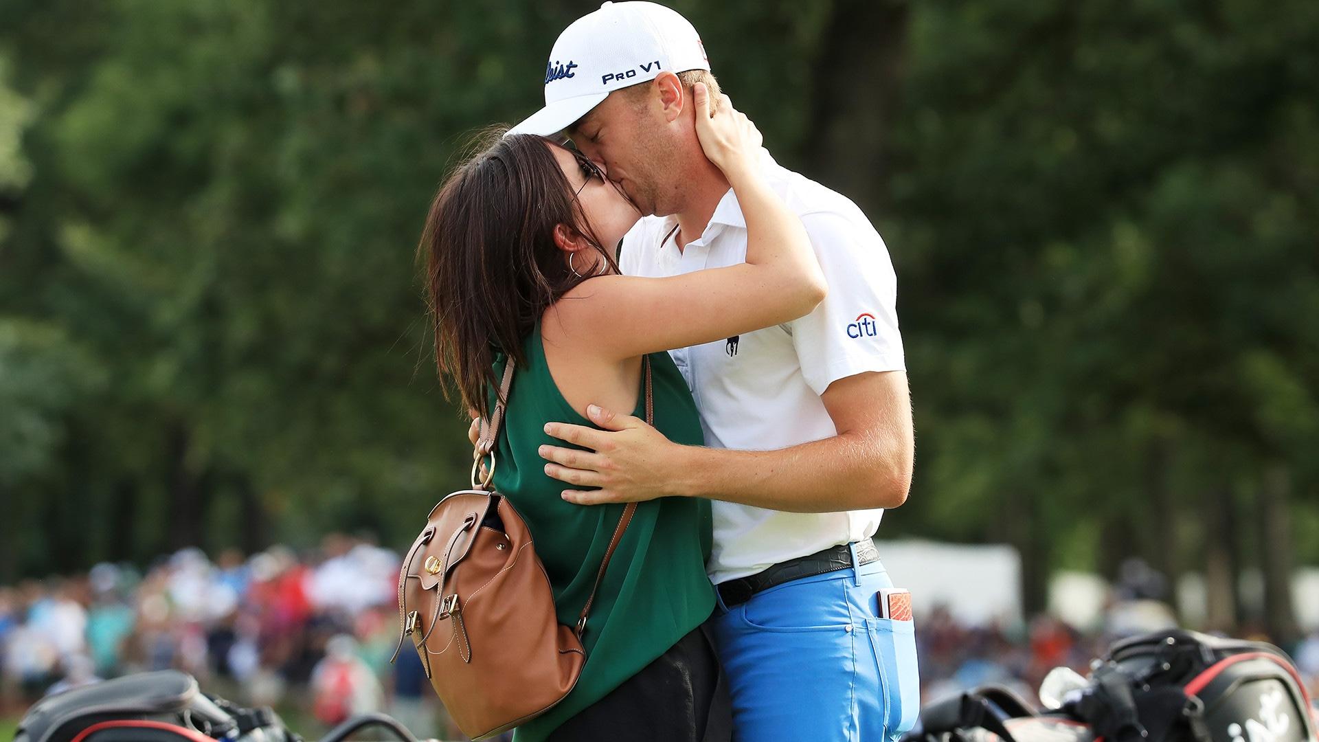 Best Of Justin Thomas And Jillian Wisniewski Golf Channel