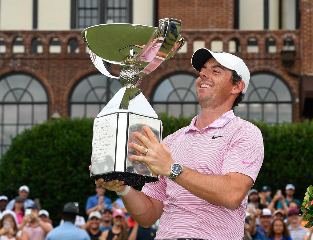 Tour Championship: Rory McIlroy