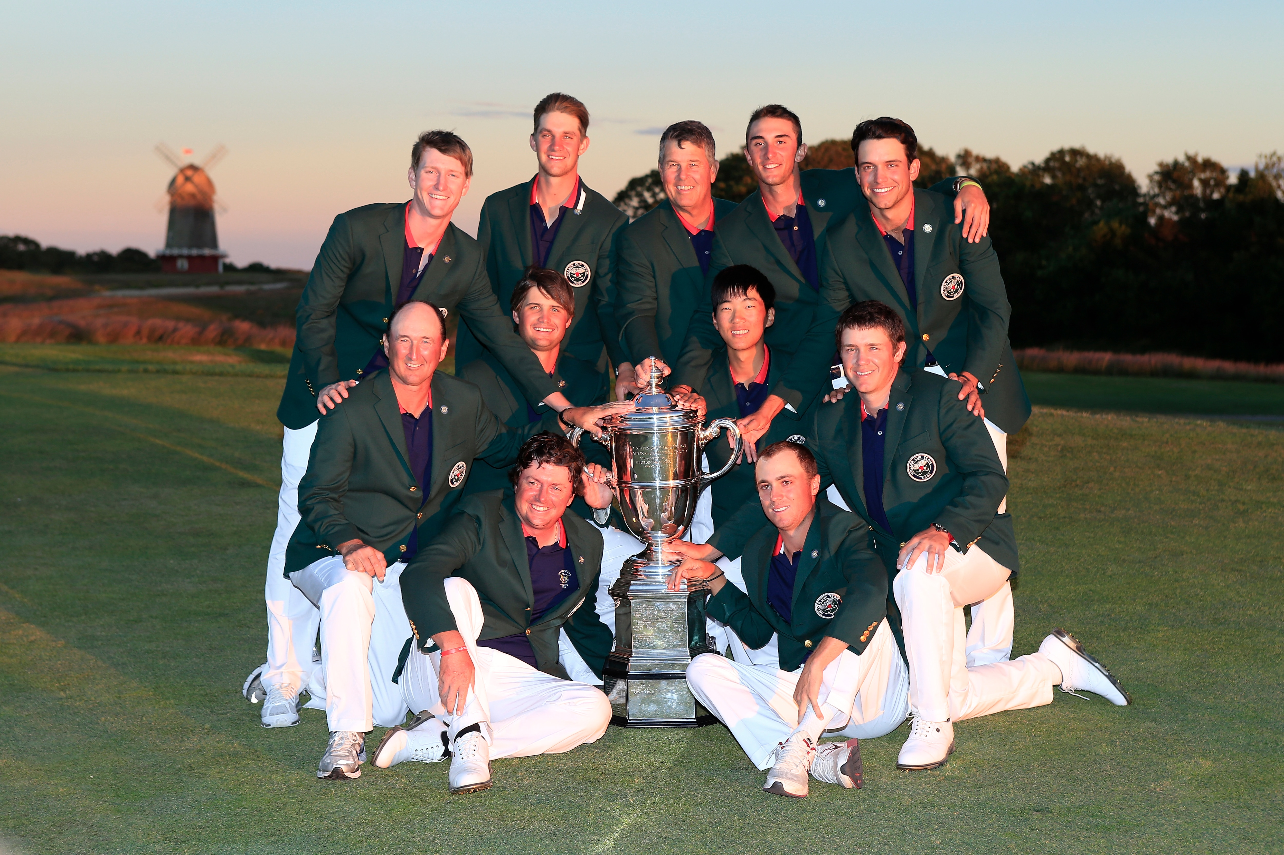 United States, 2013 Walker Cup