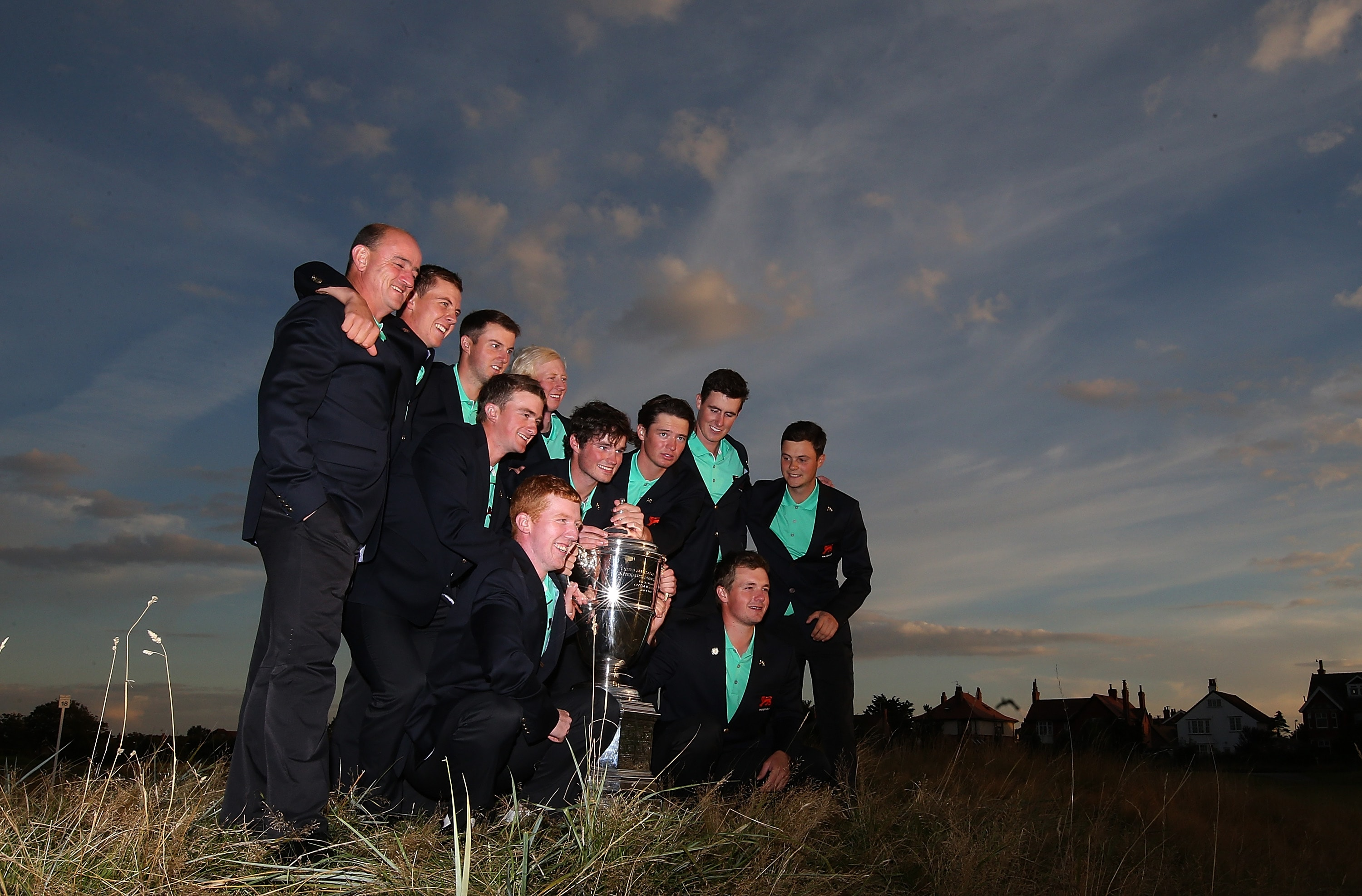 Great Britain and Ireland, 2015 Walker Cup