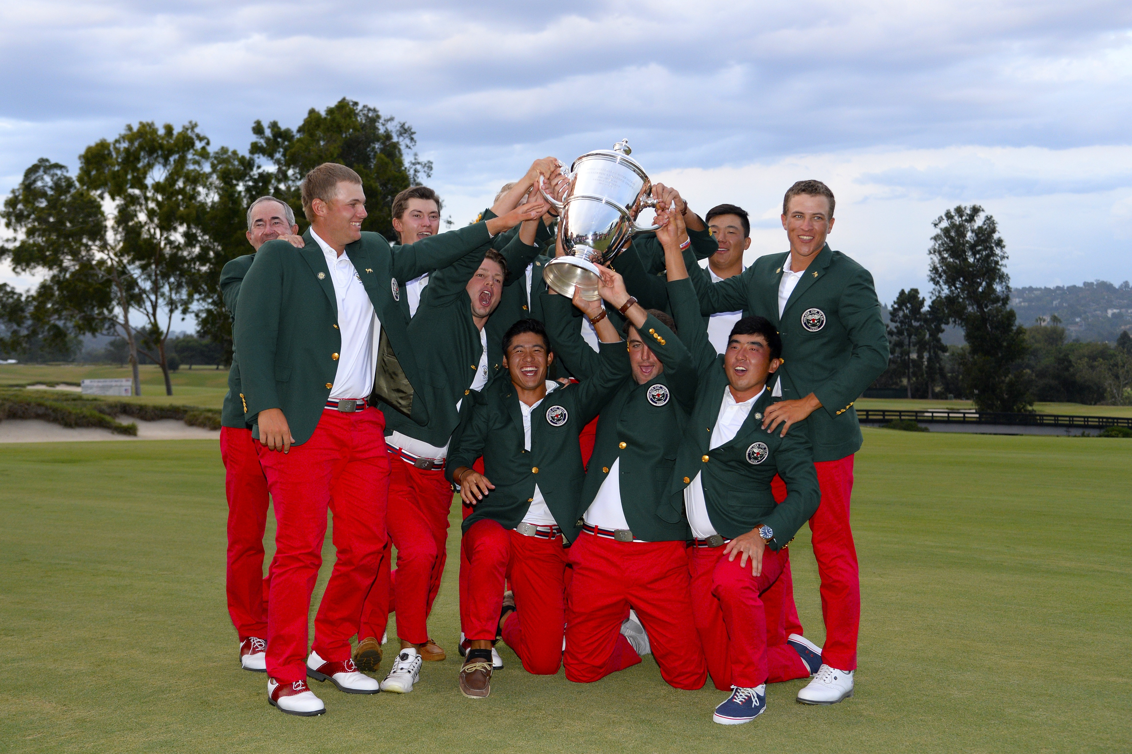 United States, 2017 Walker Cup