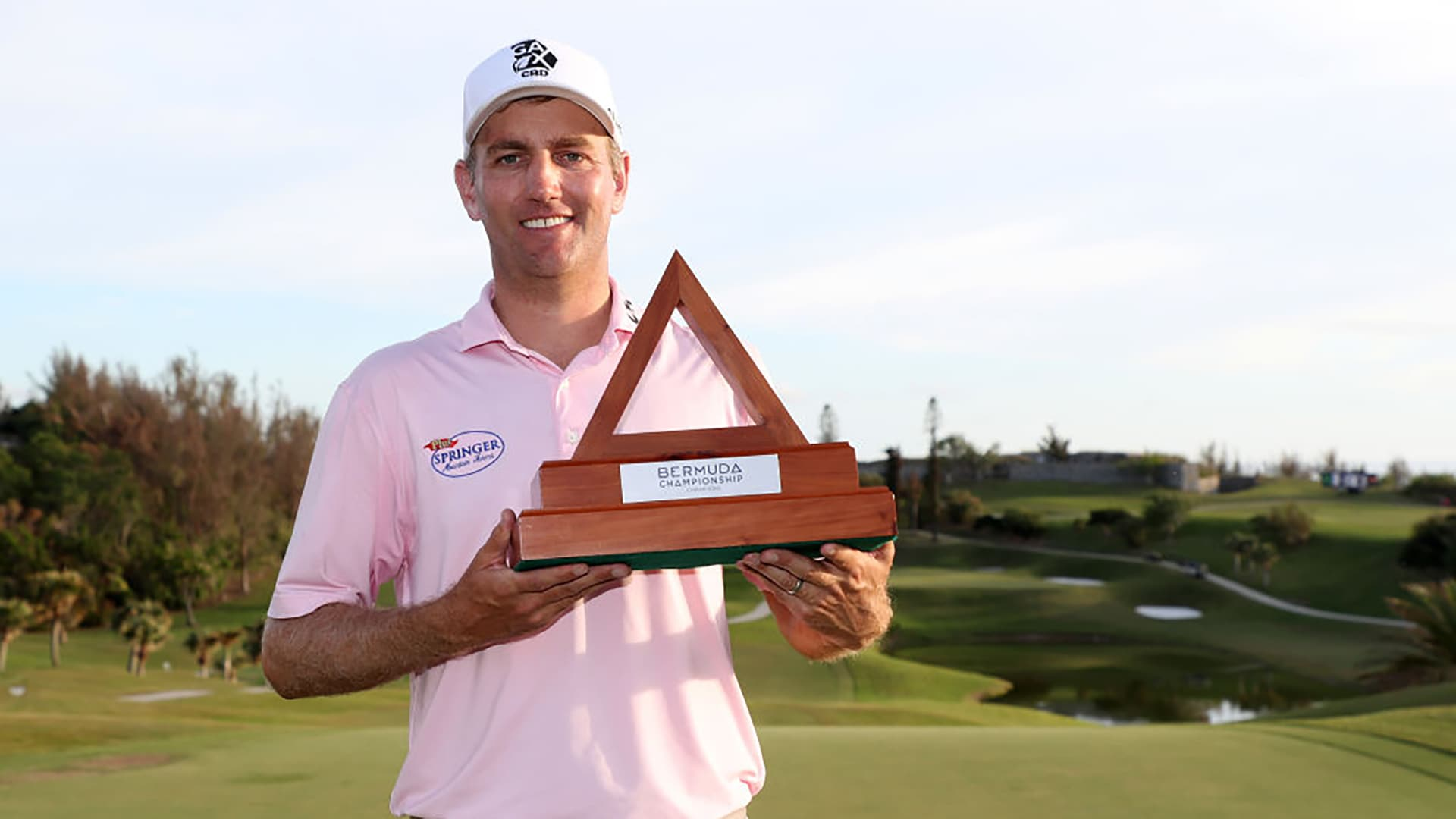 Brendon Todd in position for consecutive PGA Tour wins