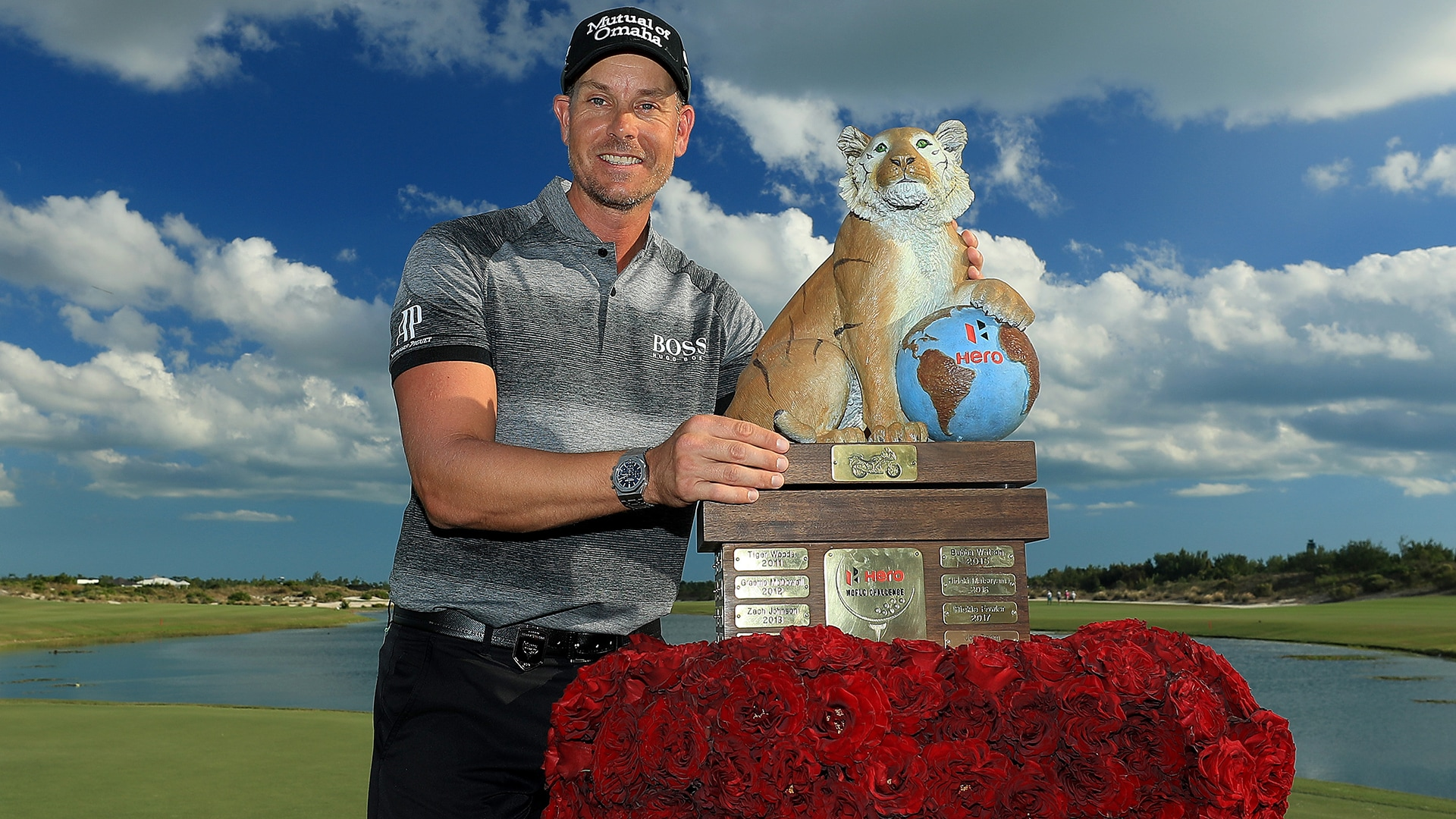 Hero World Challenge: Henrik Stenson