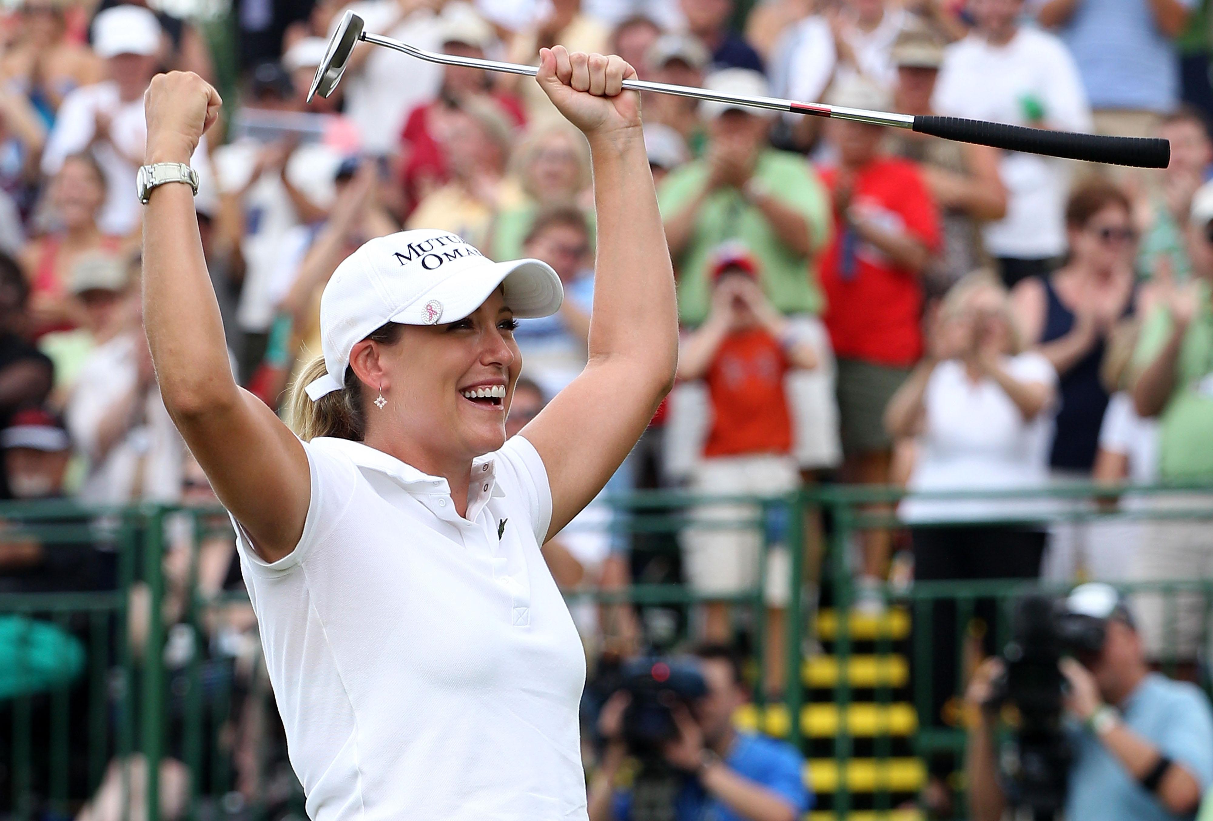 Cristie Kerr wins 2010 LPGA Championship by 12 shots