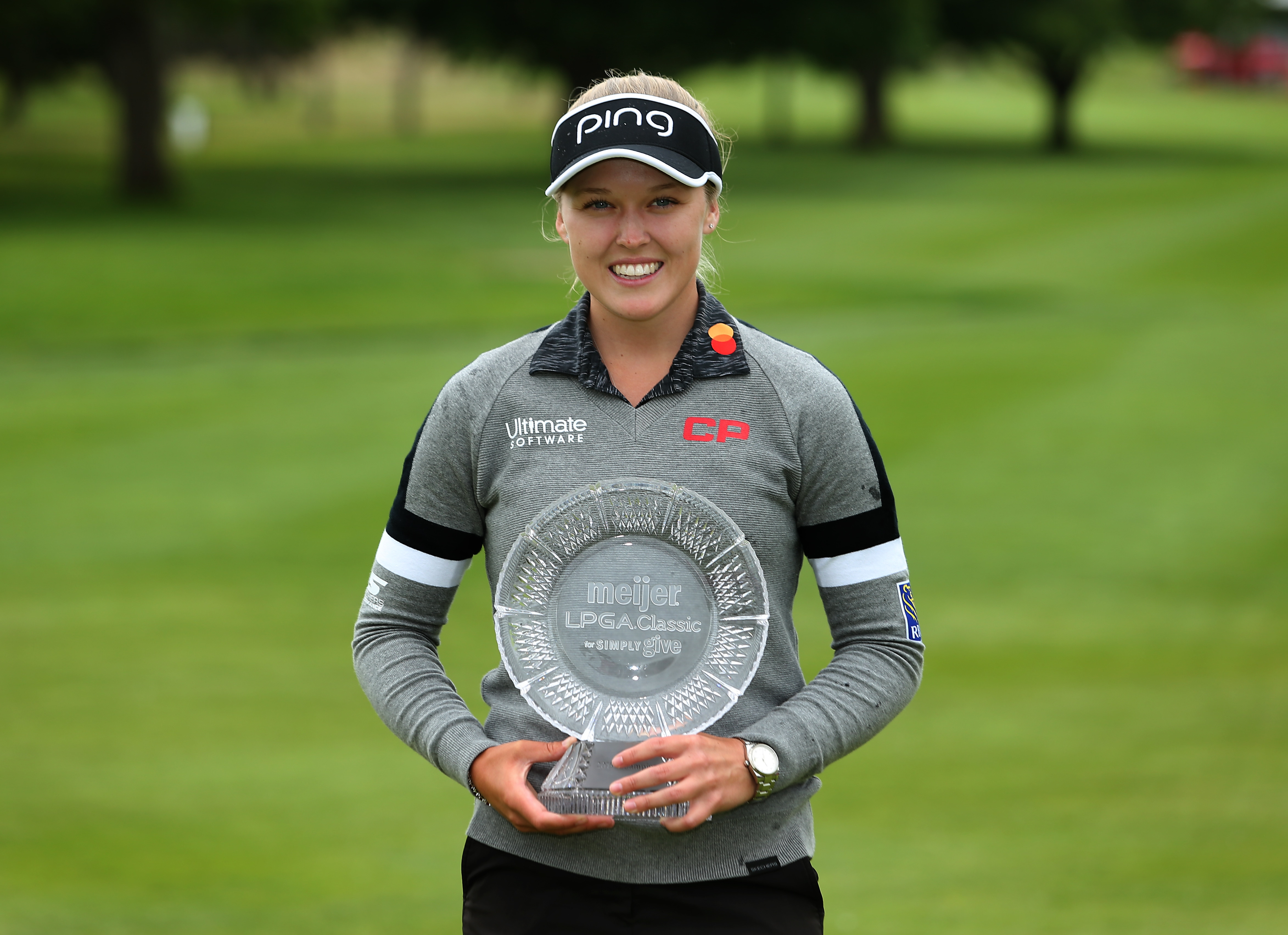 Brooke Henderson becomes Canada's winningest golfer