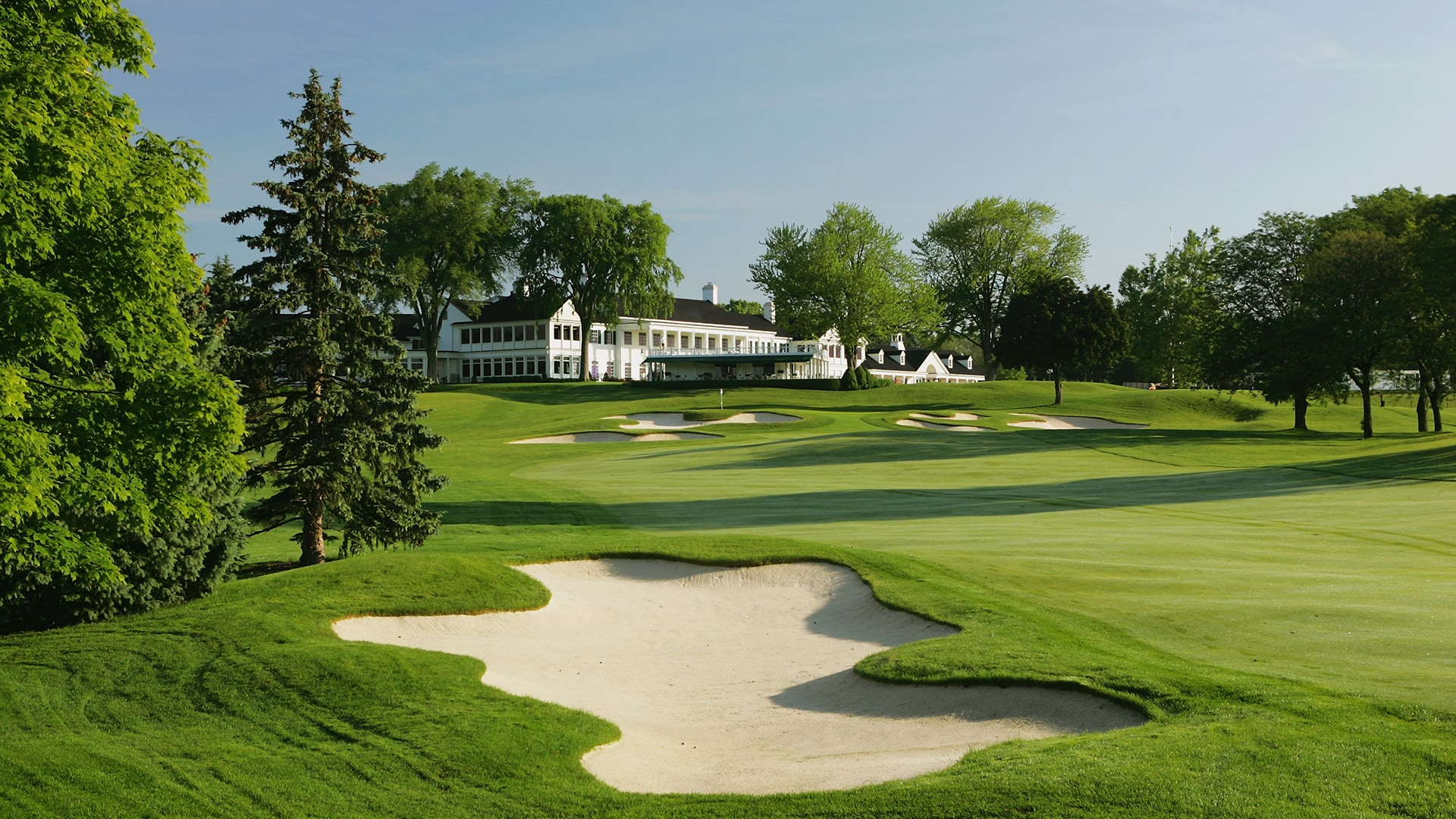 4. Oakland Hills Country Club (South)