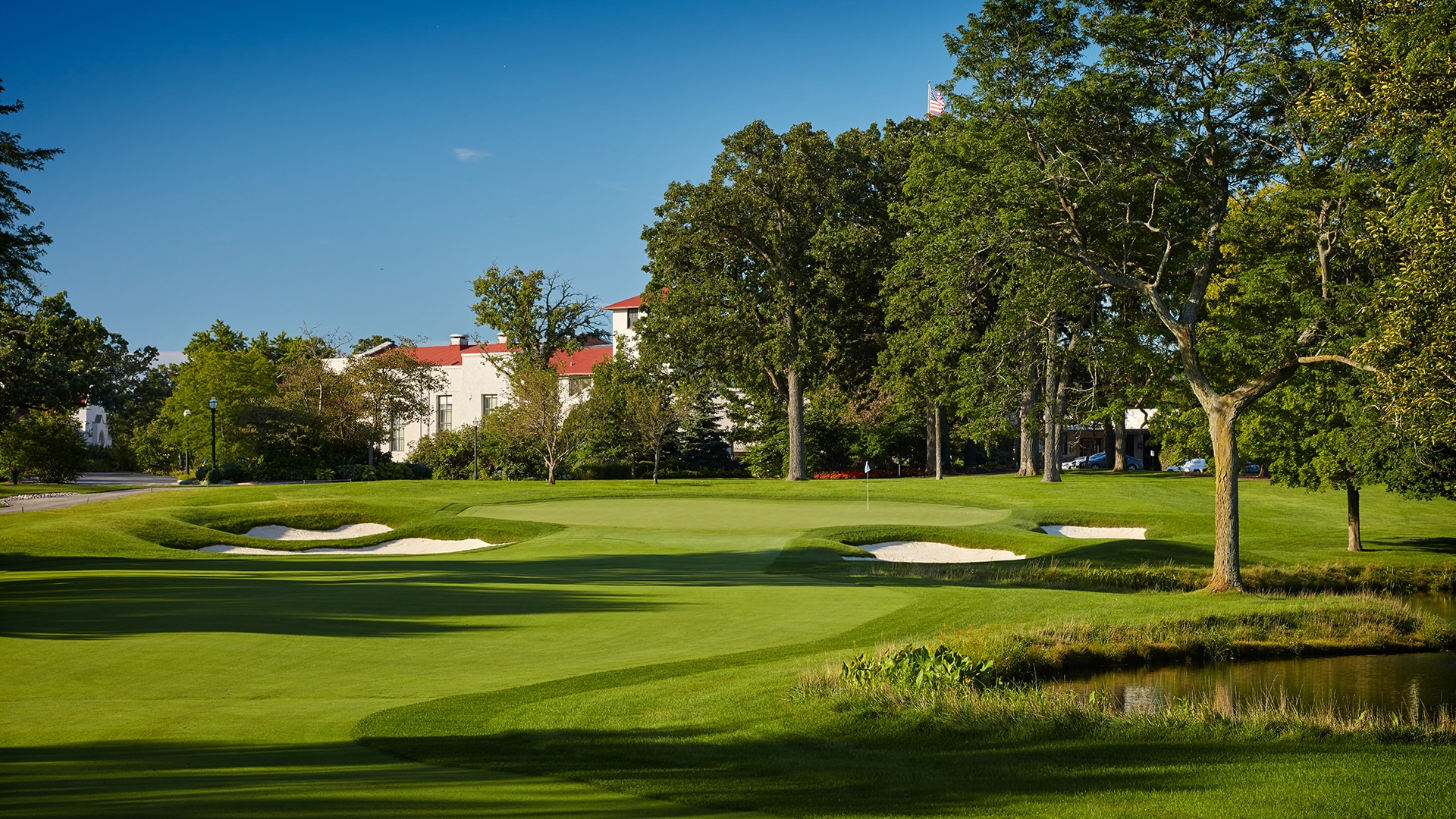 10. Olympia Fields Country Club (North)