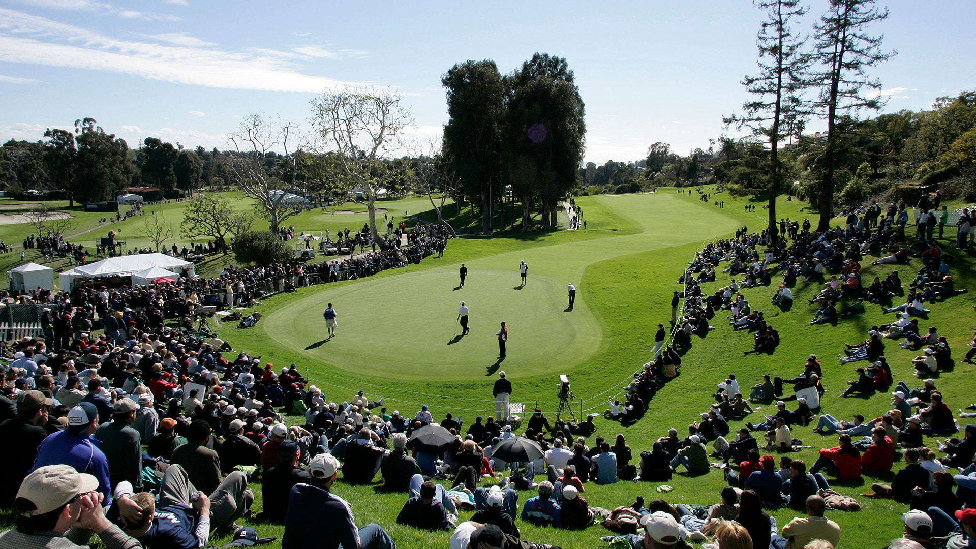 3. Riviera Country Club