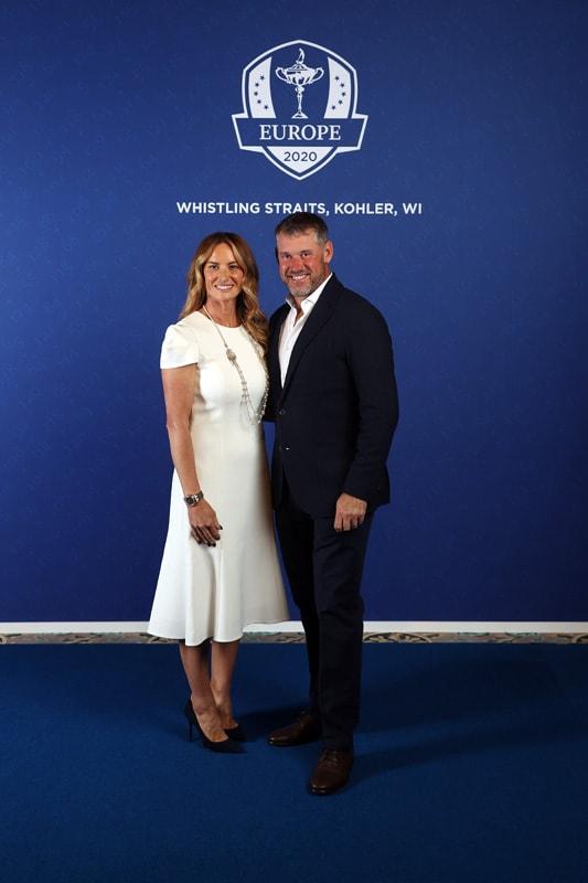 Lee and Helen Westwood