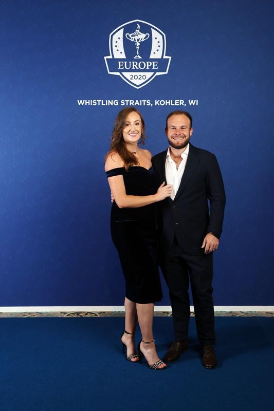 Tyrrell and Emily Hatton