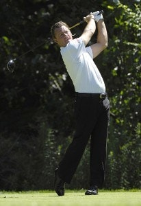 SILVIS, IL - JULY 12:  Alex Cejka during the first round of The John Deere Classic at the TPC Deere Run on July 12, 2007 in Silvis, Illinois.  (Photo by Marc Feldman/WireImage) *** Local Caption *** Alex Cejka PGA - John Deere Classic - First RoundPhoto by Marc Feldman/WireImage) *** Local Caption *** Alex Cejka