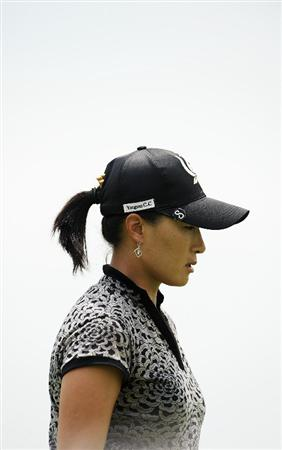 SINGAPORE - MARCH 07:  Se Ri Pak of South Korea walks on the par five 15th hole during the third round of HSBC Women's Champions at the Tanah Merah Country Club on March 7, 2009 in Singapore.  (Photo by Victor Fraile/Getty Images)