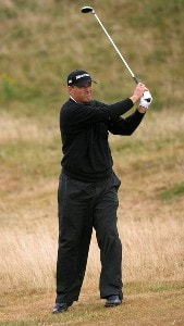 Loren Roberts (US) during the third round of the 2006 Senior British Open Championship at The Westin Turnberry Resort in Ayrshire, Scotland on Saturday, July 29, 2006.Photo by Matthew Harris/WireImage.com