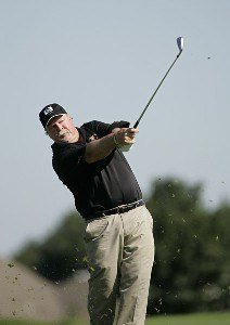 Craig Stadler during the first round of the 3M Championship at TPC Twin Cities August 3, 2007 in Blaine, Minnesota. Champions Tour - 2007 3M Championship - First RoundPhoto by Michael Cohen/WireImage.com