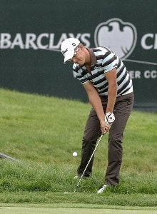 Fredrik Jacobson during the first round of the Barclays Classic held at Westchester Country Club in Rye, New York on June 8, 2006.Photo by Al Messerschmidt/WireImage.com