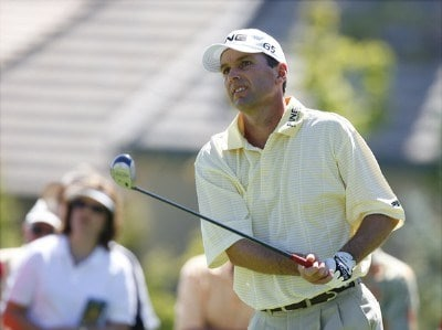 Kevin Sutherland during the fourth and final round of the Reno Tahoe Open held at Montreux Golf and Country Club in Reno, Nevada, on August 27, 2006.Photo by Stan Badz/PGA TOUR/WireImage.com