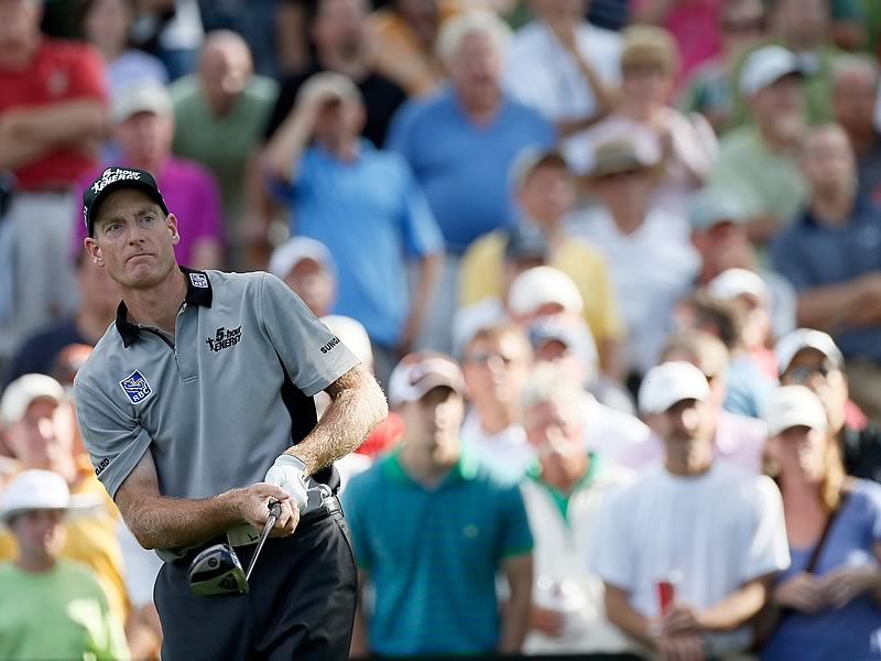Jim Furyk, WGC-Bridgestone Invitational