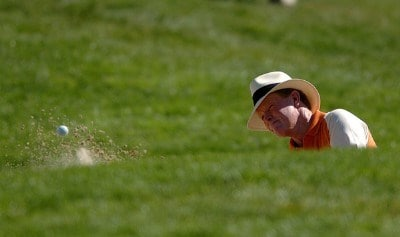 Tom Kite in action during the third round of the 2006 Charles Schwab Cup Championship at the Sonoma Golf Club, in Sonoma, California on October 28, 2006. Champions Tour - 2006 Charles Schwab Cup Championship - Third RoundPhoto by Steve Grayson/WireImage.com