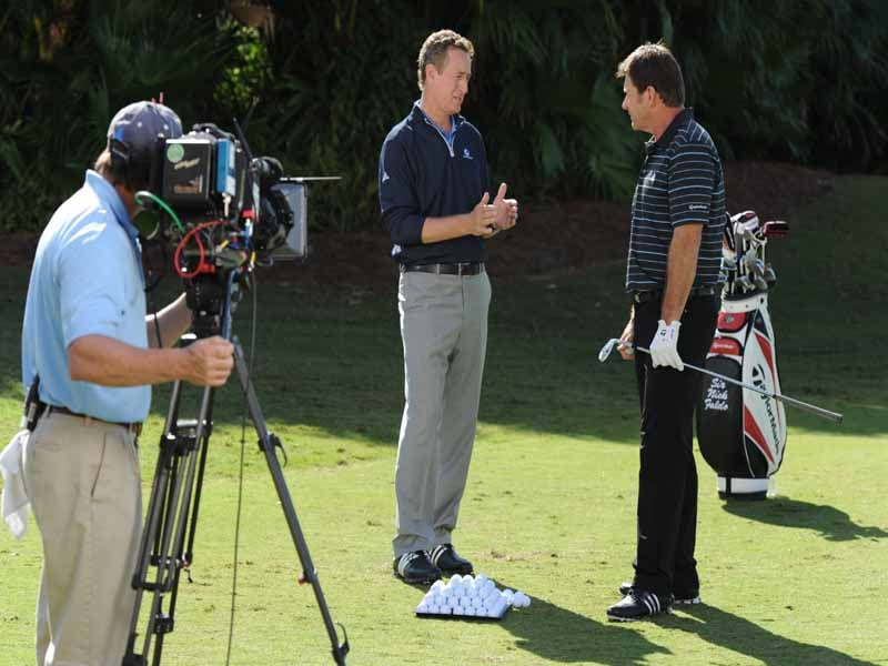 Rich Lerner, Sir Nick Faldo, Nick Faldo, 7 nights at The academy