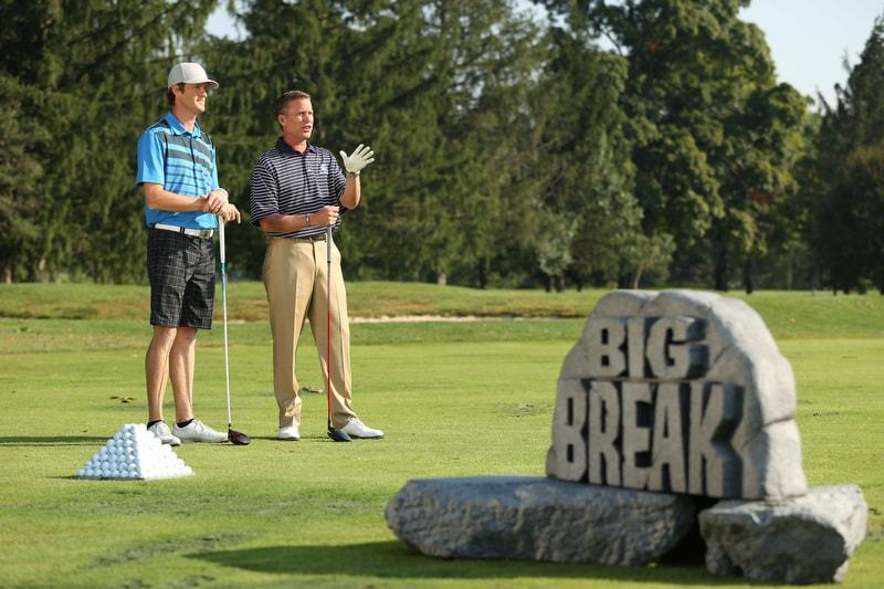 Big Break Academy Greenbrier, Michael Breed and Derek Bohlen