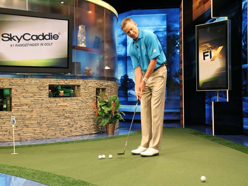 Michael Breed, The Golf Fix