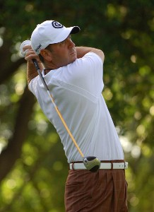 Harrison Frazar during second round of the Bank of America Colonial held at the Colonial Country Club on Tuesday, May 19, 2006 in Ft. Worth, TexasPhoto by Marc Feldman/WireImage.com
