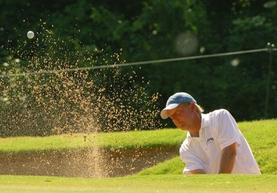 Mark Brooks during second round of the Bank of America Colonial held at the Colonial Country Club on Tuesday, May 19, 2006 in Ft. Worth, TexasPhoto by Marc Feldman/WireImage.com