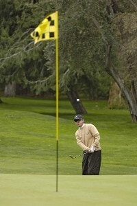 Mark McNulty in action during the second round of the 2006 AT&T Classic on Saturday, March 11, 2006 at  Valencia Country Club in Valencia, CaliforniaPhoto by Marc Feldman/WireImage.com