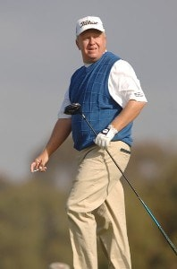Billy Mayfair in action during the second round of the PGA TOUR's 2006 Buick Invitationa at Torrey Pines South in La Jolla, California January 27, 2006Photo by Steve Grayson/WireImage.com