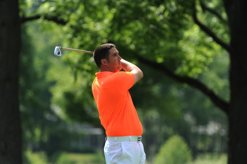 Big Break Greenbrier, Anthony Casalino
