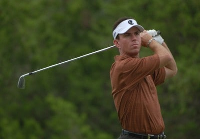 Skip Kendall during the first round of the Velero Texas Open played on the Resort Course at La Cantera on Thursday, September 21, 2006 in San Antonio, Texas PGA TOUR - 2006 Valero Texas Open - First RoundPhoto by Marc Feldman/WireImage.com