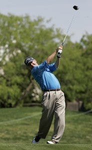 Craig Bowden during the second round of the EDS Byron Nelson Championship held on the Tournament Players Course and Cottonwood Valley Course at TPC Four Seasons Resort Las Colinas in Irving, Texas, on April 27, 2007. Photo by: Stan Badz/PGA TOURPhoto by: Stan Badz/PGA TOUR