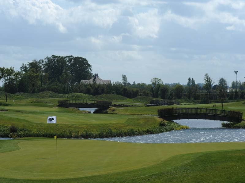 Palmer Smurfit Golf Course, The K Club, Big Break Ireland