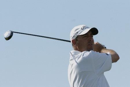 Patrick Sheehan  competes  in  second  round competition at the 2005 Honda Classic March 11, 2005 in Palm Beach Gardens, Florida.