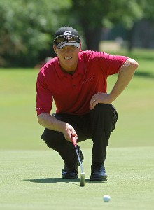 John Senden during first round of the Bank of America Colonial held at the Colonial Country Club on Monday, May 18, 2006 in Ft. Worth, TexasPhoto by Marc Feldman/WireImage.com