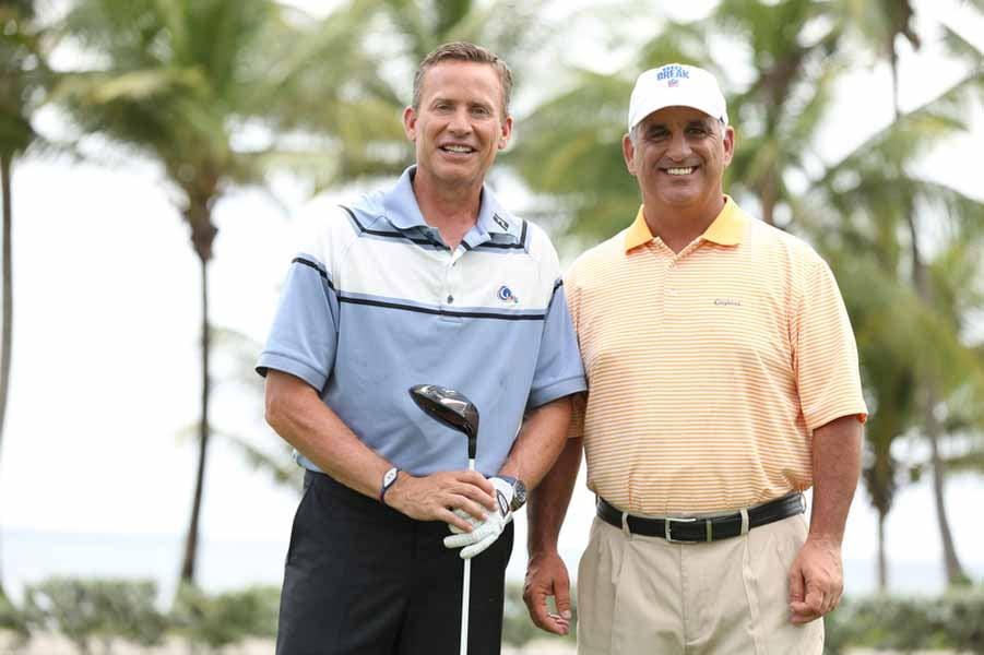 Al Del Greco and Michael Breed on Big Break Academy